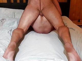 hairy sexy ass cums in hard