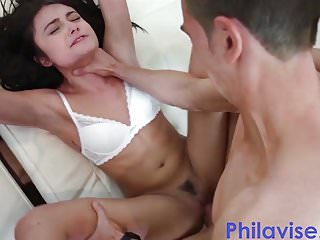 Interracial play with super jade lux...