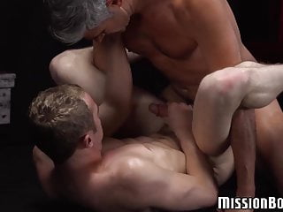 Mormon twink pleases dominant anal...