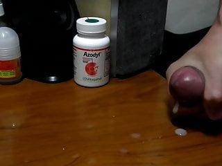 small penis to cum