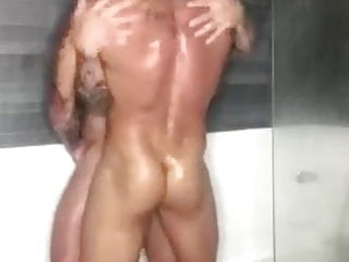Billy essex and steven lewis barrett shower hot...