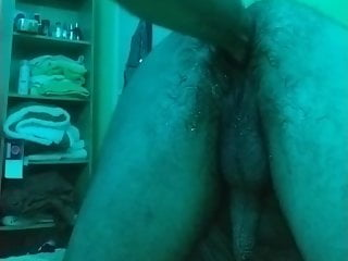 Anal fisting homemade...