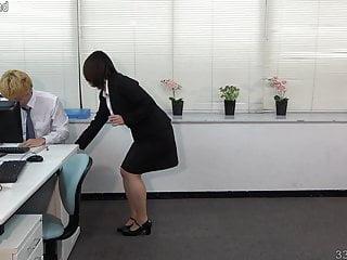 JAV Slut – Spit and Foot Fetish Sniffing Slave