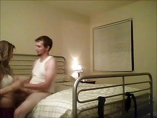 Bedroom Blowjob