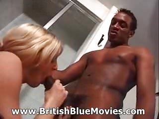 British 1990s Interracial Hardcore