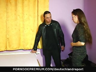 DEUTSCHLAND REPORT - Naughty skinny German gets fucked