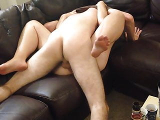 Fucking by Boyfriend on the couch