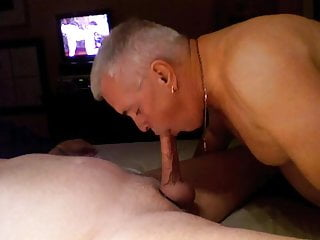 Daddy 039 quick blowjob...