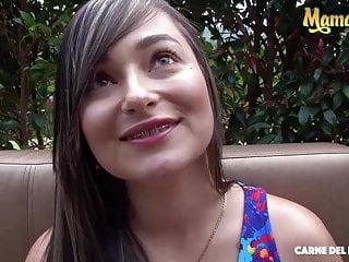 MAMACITAZ – Lovely Latina Jennifer Rojas Enjoys Large Shaft Out of doors