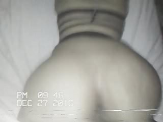 Latina fucked doggystyle by skinny paisa...
