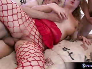 Nika Wishes For Two Cocks And Gets Them