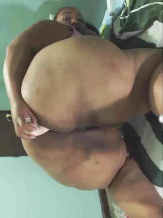 Big Latina Ass Homemade
