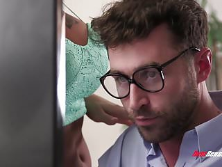 Cheating wife fucking james deen...
