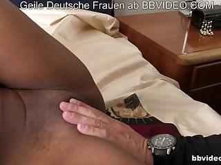 Geile Ebony Frau hardcore gefickt bei Deutsche Sex party