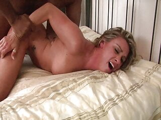 Watching my wife while she gets fucked by a big black dick