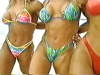 Stacy lynn divas bikini...