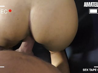 AmateurEuro – Asian Babe Melissa Deep Rides BF's Cock On Cam