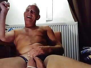 Muscle daddy with...