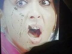 My 2nd Wife Anushka Shetty (Cum&Spit) Tribute