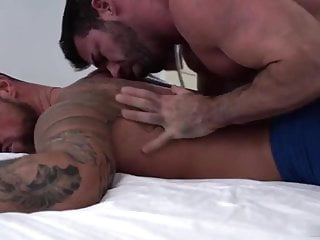 Michael Roman and Billy Santoro