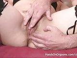 Girls who like to play with the male anal