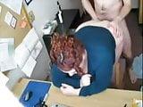 Public nudity handjob