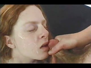 Furry Redhead Michelle Fucked In Ass