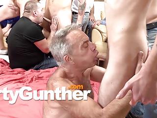 Grandpa Joins the Fuck Fest