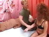 Super hot vintage massage