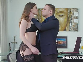 Private.com - Cute Lingerie Lover Evelina Darling Wants Anal