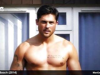 Ex beach star dean ralph caught nude during...