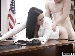 PURE TABOO Councilwoman With Secret Fucks Businessman