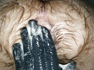 Hairy Ass Prolapse Hole