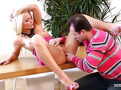 Hot Cougar Hooker Cougar Jenna Condom-free Internal Ejaculation Run In Rivulets Fuck