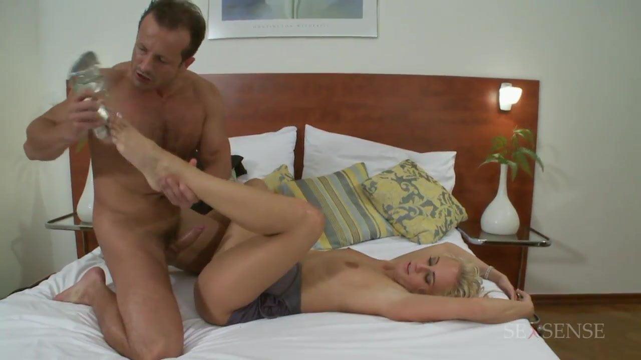 Carla milf smoking blonde hot impossible