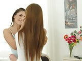 Lesbian sex and fingering in Butt Friends Forever Brandy