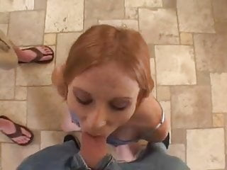 Red Head Anal Freak Allison Whyte