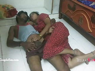 Telugu village couple late night sexy desi wife...