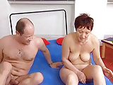 German Mature Slut Earns Some Extra Money