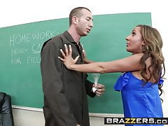 Brazzers - Big Tits at School - Richelle Ryan and Jordan Ash