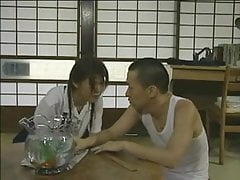 Japanese Asian Babe Sexual Passion For Not Stepdad
