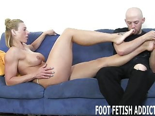 perfect and floor worship my Get the feet on