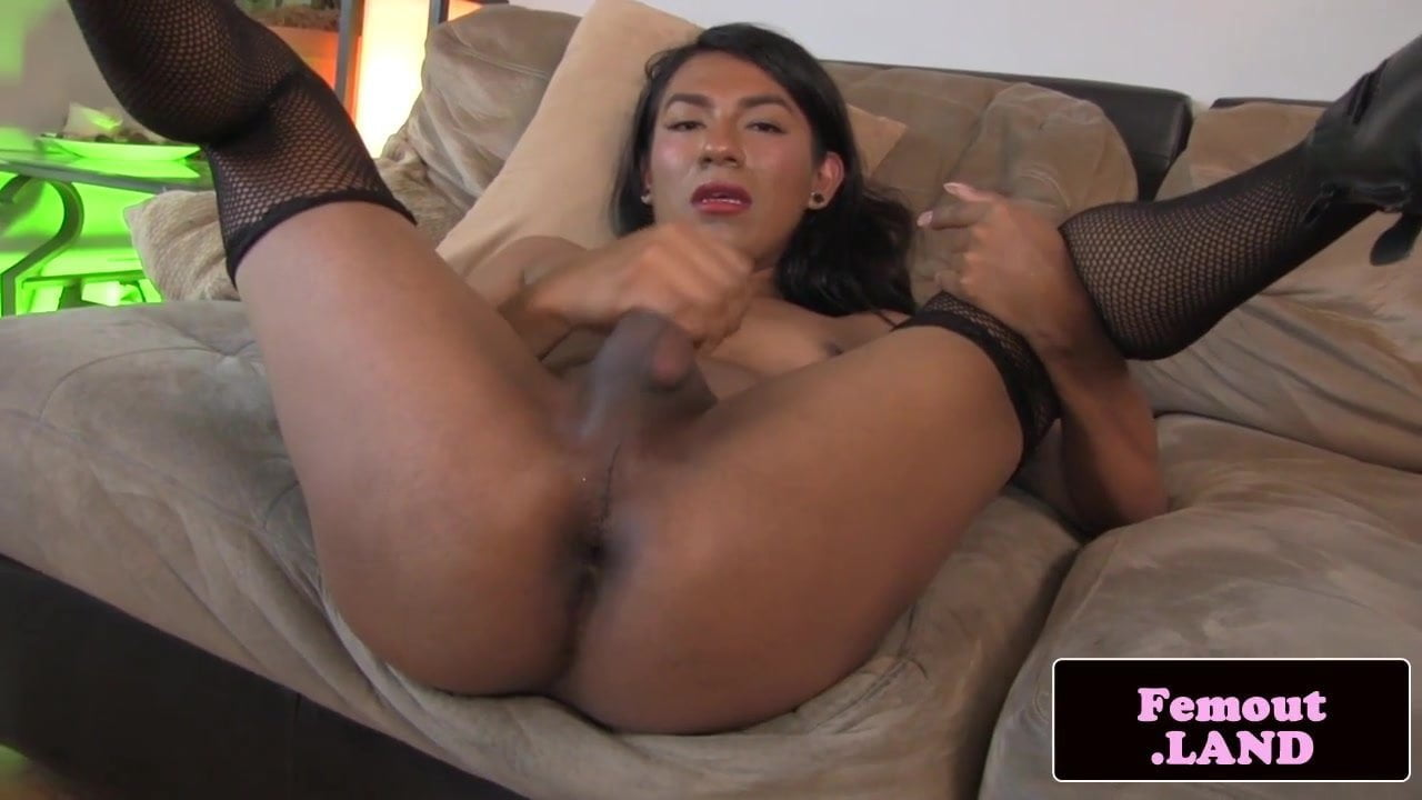 Small Tits Shemale Fucked