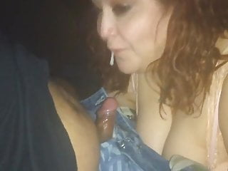 Slut wife sucking cocks to completion 3 of 3