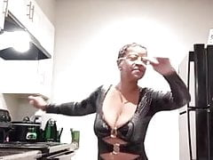 Body Suit Ebony GILF