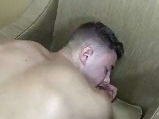 hetero boy was fucked by first time.