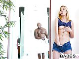 Babes - Black is Better - Tune Up, Turn On  starring  Nat Tu