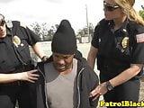 Rough femdom cop demands to be fuck good