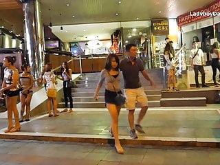 Ladyboy and girls bangkok nana plaza and sukhumvit...