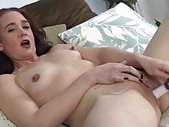 Sweet Mature Masturbating.